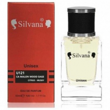 "Парфюмерная вода Silvana U 121 ""CA MOLAN WOOD SAGE"", 50 ml"
