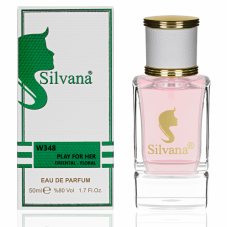 "Парфюмерная вода Silvana W 348 ""PLAY FOR HER"", 50 ml"