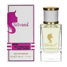 "Парфюмерная вода Silvana W 365 ""KILLI VODKA REFILL"", 50 ml"
