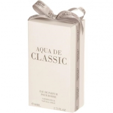 "Парфюмерная вода Fragrance World ""Aqua de Classic"", 80 ml"