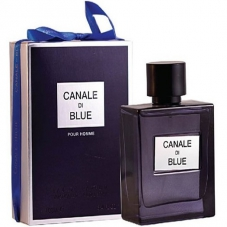 "Парфюмерная вода Fragrance World ""Canale De Blue"", 100 ml"