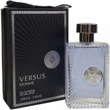 "Парфюмерная вода Fragrance World ""Versus Homme"", 100 ml"