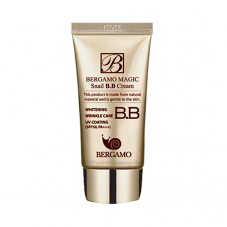Улиточный BB-крем Bergamo Magic Snail BB Cream, 50ml