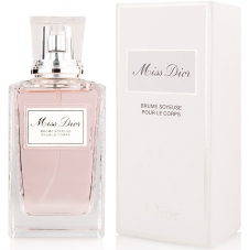 "Christian Dior ""Miss Dior Brume Soyeuse pour le Corps"", 100 ml (тестер)"
