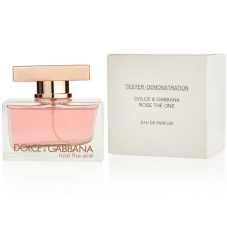 "Dolce and Gabbana ""Rose The One"", 75 ml (тестер)"