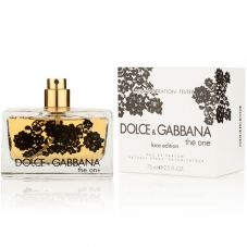 "Dolce and Gabbana ""The One lace edition"", 75 ml (тестер)"