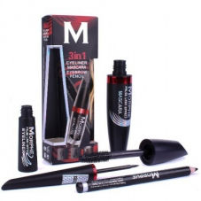 "Набор Morphe ""False Lash Effect"" 3 в 1"