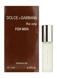 "Dolce And Gabbana ""The One For Men"" с феромонами (7 ml)"