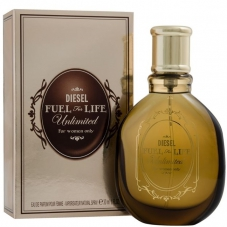 "Туалетная вода Diesel ""Fuel for Life Unlimited"", 75 ml"