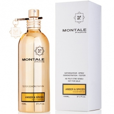"Montale ""Amber and Spices"", 100 ml (тестер)"