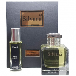 "Набор Silvana ""Earht Passion"", 100 ml + 30 ml"