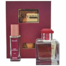 "Набор Silvana ""Night Mysterious"", 100 ml + 30 ml"