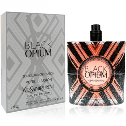 "Yves Saint Laurent ""Black Opium Pure Illusion"", 90 ml (тестер)"