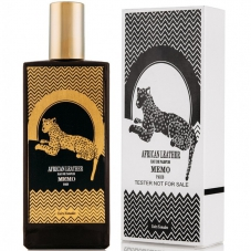 "Memo ""African Leather"", 75 ml (тестер)"