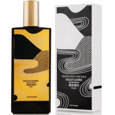 "Memo ""Italian Leather"", 75 ml (тестер)"