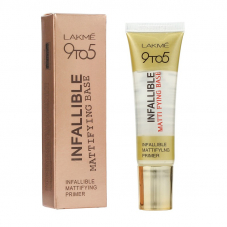 Праймер матирующий Lakme 9to5 Infallible Mattifying Base, 35ml