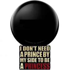 "Парфюмерная вода ""I Don't Need A Prince By My Side To Be A Princess"", 100 ml"