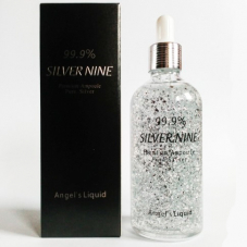 Праймер Angel's Liquid Silver Nine 99,9% Premium Ampoule, 40ml