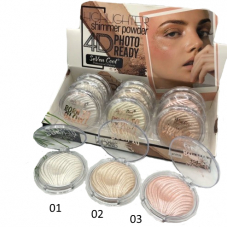 Хайлайтер Seven Cool Shimmer Powder 4D