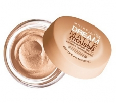 "Тональный мусс Maybelline ""Dream Matte Mousse"""