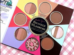 Набор бронзеров Too Faced The Little Black Book Of Bronzers