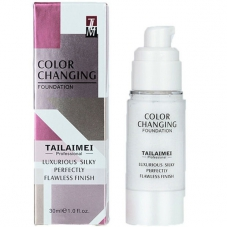 "Тональная основа TLM ""Color Changing Foundation Luxurious"""