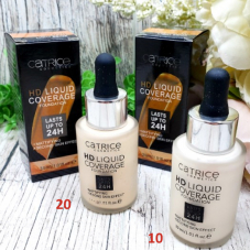 Тональная основа Catrice HD Liquid Coverage, 30 ml