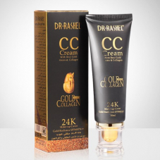 CC крем Dr. Rashel CC Cream 24K Gold Collagen, 50ml