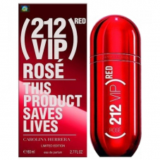 "Парфюмерная вода Carolina Herrera ""212 VIP Rose Red"", 80 ml (LUXE)"