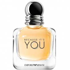 "Парфюмерная вода Giorgio Armani ""Emporio Armani Because It's You"", 100 ml (уценка)"