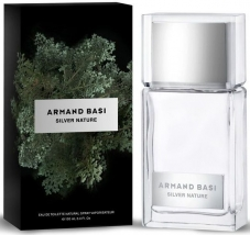 "Туалетная вода Armand Basi ""Silver Nature Man"", 100 ml"