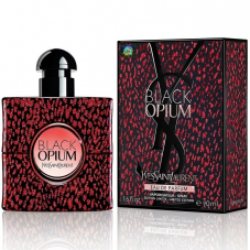 "Парфюмерная вода Yves Saint Laurent ""Black Opium Christmas Collector"", 90 ml (LUXE)"
