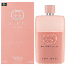 "Парфюмерная вода Gucci ""Guilty Love Edition Pour Femme"", 90 ml (LUXE)"