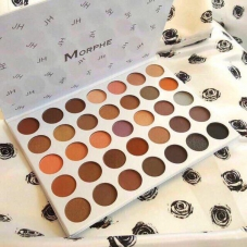 "Палетка Morphe ""X Jaclyn Hill 35 Colors Eyeshadows Palette"""