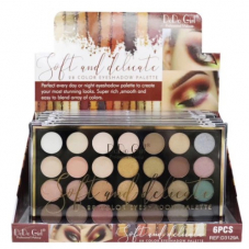 Палетка теней DoDo Girl Soft and Delicate  28 color eyeshadow palette