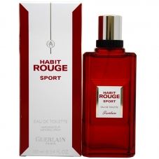 "Туалетная вода Guerlain ""Habit Rouge Sport"", 100 ml"